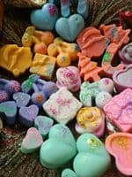 Baby Powder Air Christmas highly scented wax melts